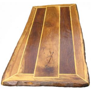 Rustic Table Top - The Waney Edge