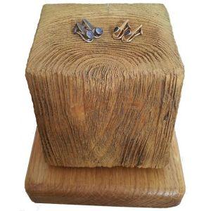 Set of Beach Groyne jewellery Stands - stumps